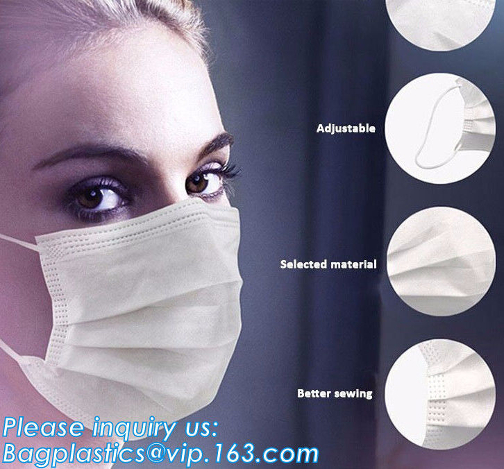 FDA approval medical non woven surgical disposable 3 ply earloop face mask,Disposable 3ply medical earloop face mask